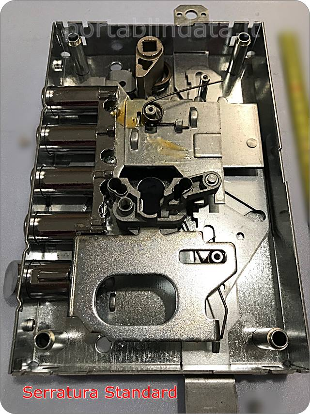 serrature a cilindro europeo iseo