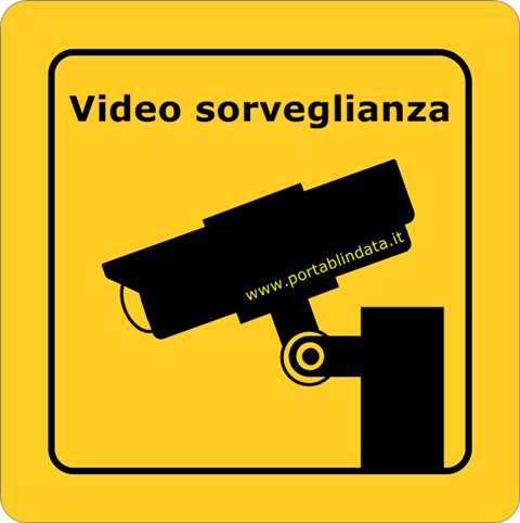 video sorveglianza anti furto