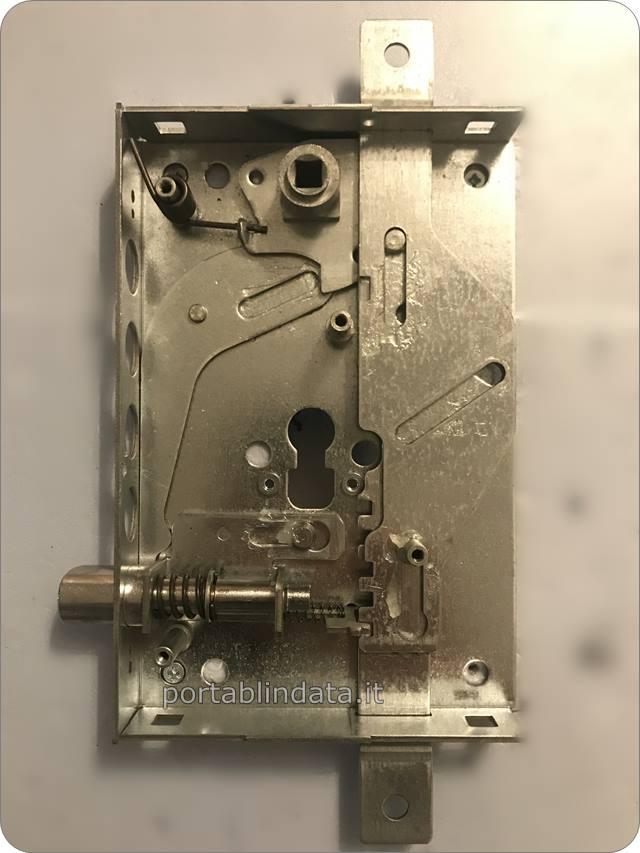 serrature a cilindro europeo con trappola ingranaggi Cipierre