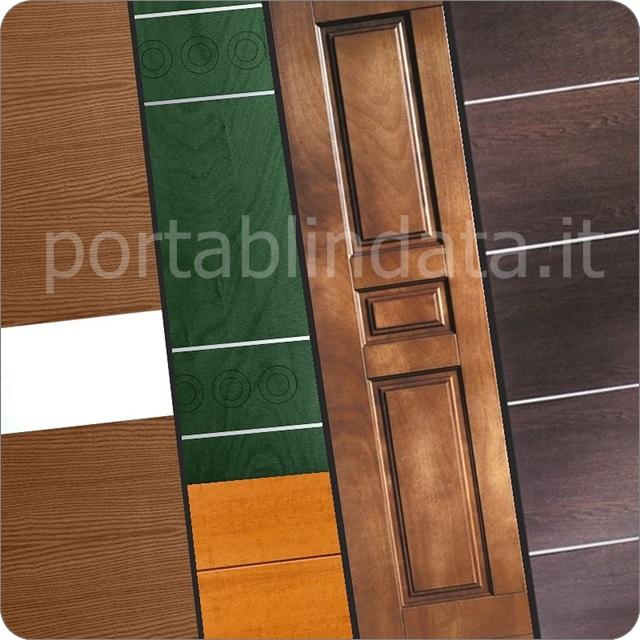 pannelli porta blindata