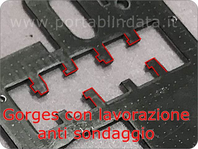 serratura antideco mottura