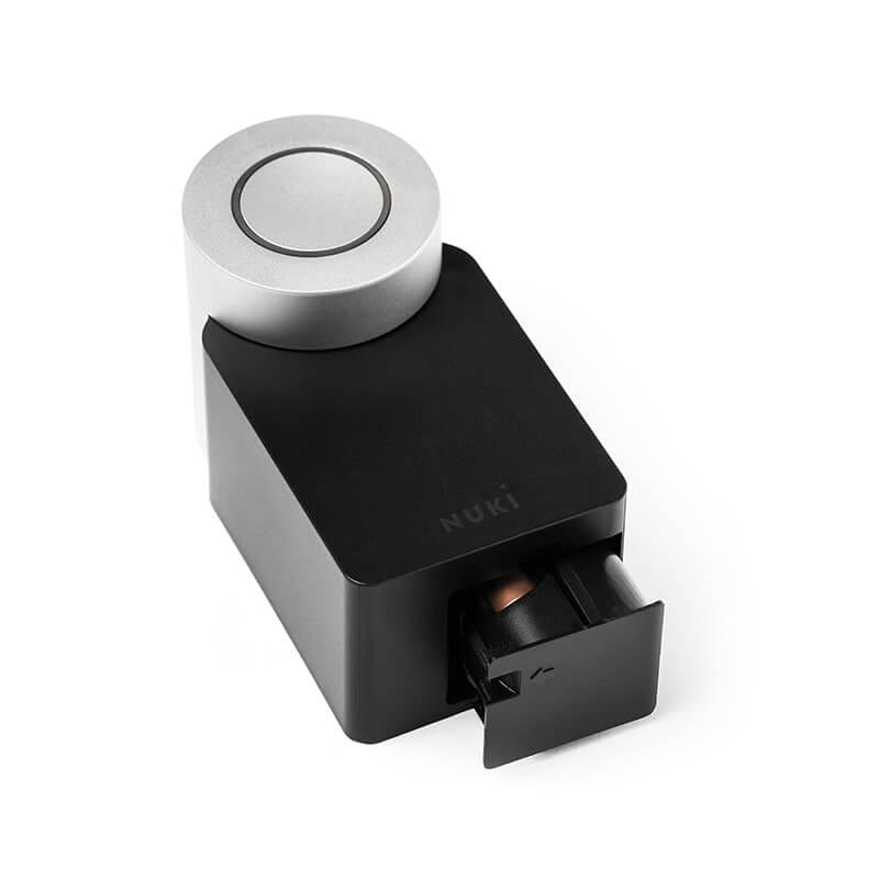 serratura cilindro motorizzato smart wifi Nuki