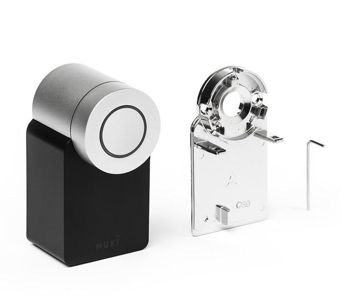 serratura cilindro motorizzato smart lock wifi Nuki