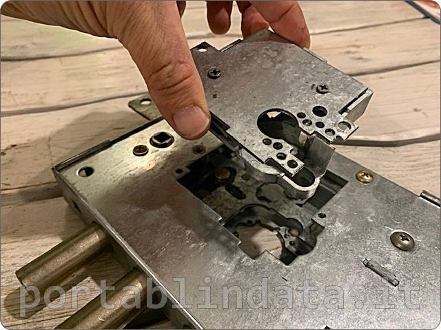 serratura securemme sostituzione porta blindata dibi di.bi.