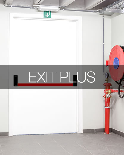 Porta Blindata Exit Plus