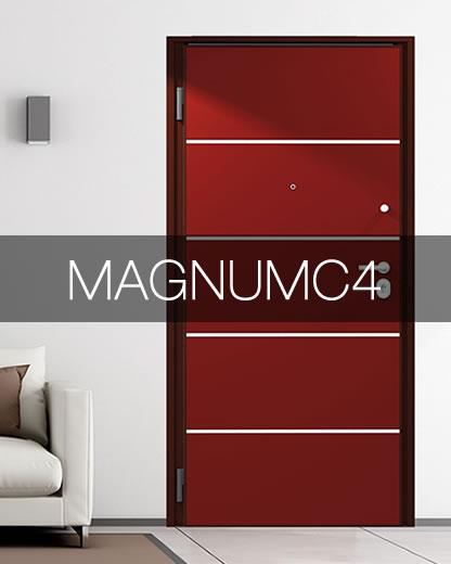 Porta Blindata MagnumC4