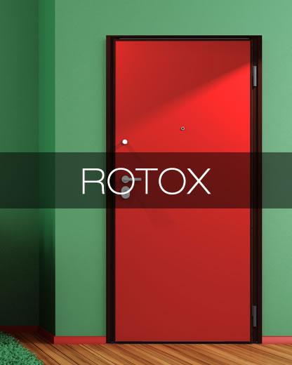 Porta Blindata Rotox Vista