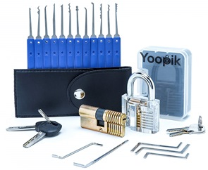 set lock picking principiante